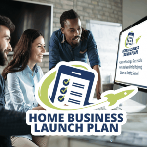 The Home Business Launch Plan