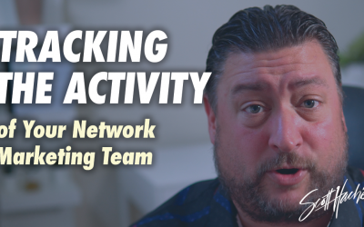Why you should be tracking the activity of your network marketing team